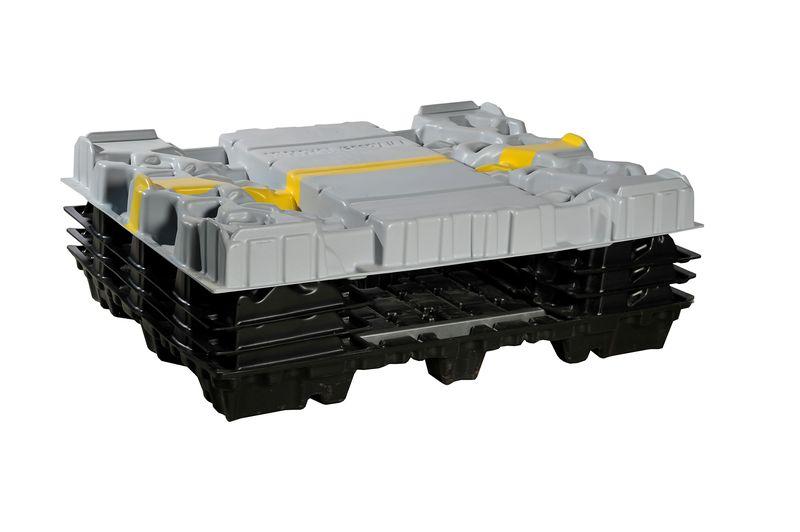 Transportlösung für Abgasanlage