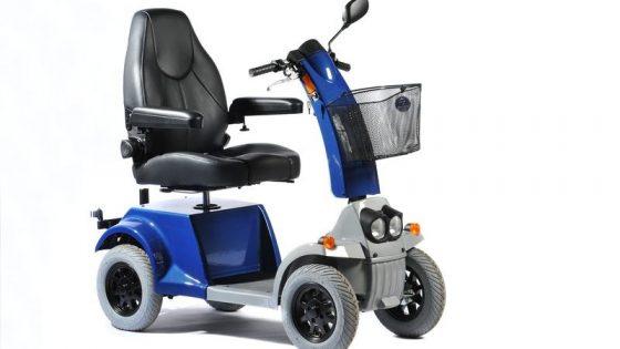 Karosserie für Elektromobil