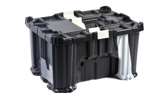 Set-Behälter für Kurbelgehäuse und Bedplate