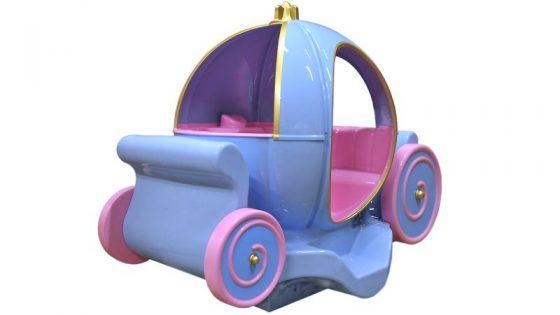 Vollverkleidung für Kiddie Rides